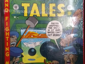 Sarjakuvakirja 08 - Two Fisted Tales Complete Set, Sarjakuvat, Kirjat ja lehdet, Heinola, Tori.fi