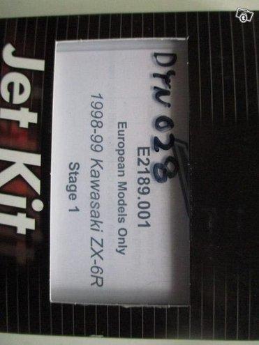 Dynojet suutinsarja Kawasaki ZX6R 98 -