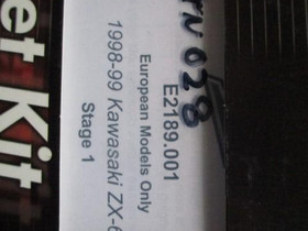 Dynojet suutinsarja Kawasaki ZX6R 98 -, Moottoripyörän varaosat ja tarvikkeet, Mototarvikkeet ja varaosat, Helsinki, Tori.fi