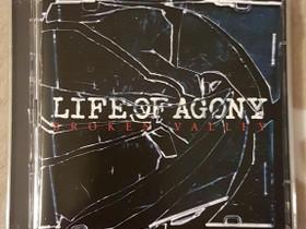 Life Of Agony - Broken Valley Ltd CD+DVD, Musiikki CD, DVD ja äänitteet, Musiikki ja soittimet, Tampere, Tori.fi