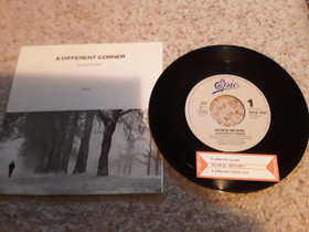 """George Michael 7"""" A different corner, Musiikki CD, DVD ja äänitteet, Musiikki ja soittimet, Rovaniemi, Tori.fi"""