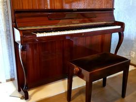 Rönisch piano + pianotuoli, Pianot, urut ja koskettimet, Musiikki ja soittimet, Turku, Tori.fi