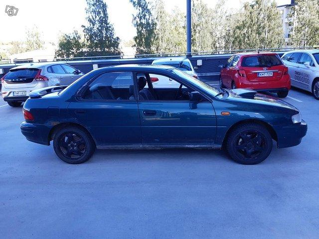 Subaru Impreza Turbo 4Wd vm. 1996 5