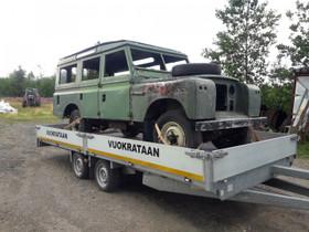 Trailerin kantuus 2250kg kasko ok, Liikkeille ja yrityksille, Sotkamo, Tori.fi