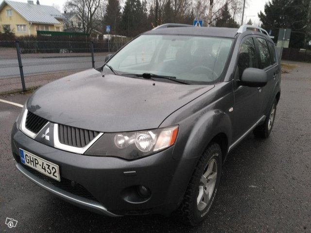 Mitsubishi Outlander 2.0DID