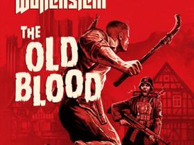 Wolfenstein The Old Blood PS4, Pelikonsolit ja pelaaminen, Viihde-elektroniikka, Lahti, Tori.fi