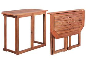 VidaXL Bistropöytä 90x50x75 cm täysi 44039, Pöydät ja tuolit, Sisustus ja huonekalut, Helsinki, Tori.fi