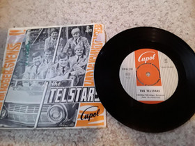 """The Telstars 7"""" Håll dej till höger, Svensson, Musiikki CD, DVD ja äänitteet, Musiikki ja soittimet, Rovaniemi, Tori.fi"""