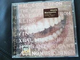 Cd alanis morissette - supposed former infatuatio, Musiikki CD, DVD ja äänitteet, Musiikki ja soittimet, Kirkkonummi, Tori.fi