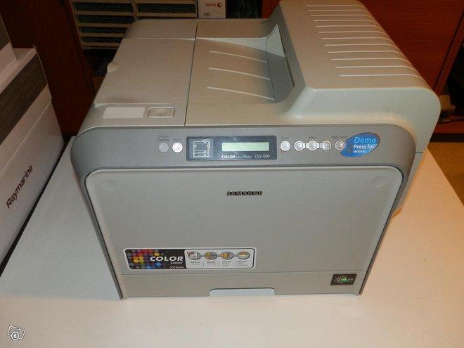 Laser tulostin