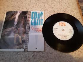 """Eddy Grant 7"""" Romancing the stone, Musiikki CD, DVD ja äänitteet, Musiikki ja soittimet, Rovaniemi, Tori.fi"""