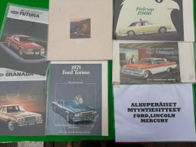 Ford USA Lincoln, Autovaraosat, Auton varaosat ja tarvikkeet, Sipoo, Tori.fi