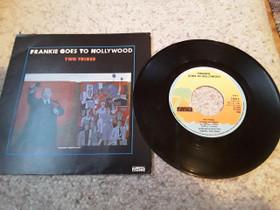 """Frankie Goes To Hollywood 7"""" Two tribes, Musiikki CD, DVD ja äänitteet, Musiikki ja soittimet, Rovaniemi, Tori.fi"""