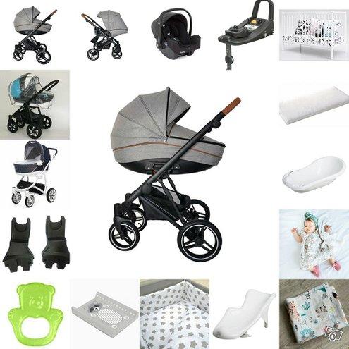 Vauvapaketti - starttipaketti - kaikki tuotteet