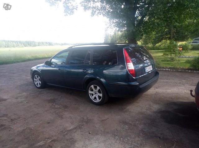 Ford mondeo 1.8 3