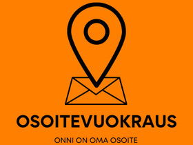 Osoitevuokraus - vuokraa oma osoite Helsingistä, Vuokrattavat asunnot, Asunnot, Helsinki, Tori.fi