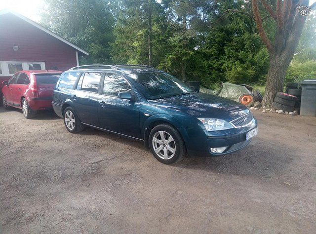 Ford mondeo 1.8 2