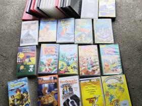 Muutama lasten vhs kasetteja, Elokuvat, Liperi, Tori.fi