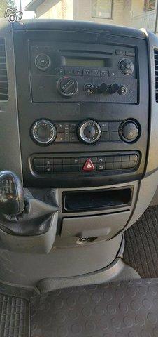 Mercedes Sprinter 1+8, ilmastoitu, B-kortti 3