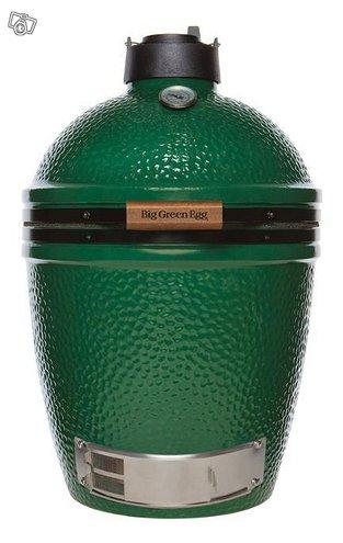 Big Green Egg grilli - Medium erikokoisia ja hinta