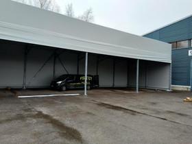 Finest-Hall 8 m PVC-katos Ammattikäyttöön, Liikkeille ja yrityksille, Tuusula, Tori.fi