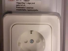 Upotettava pistorasia, Sähkötarvikkeet, Rakennustarvikkeet ja työkalut, Vantaa, Tori.fi
