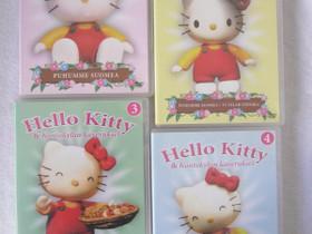 Hello Kitty & Kantokylän kaverukset 1-4 dvd:t, Elokuvat, Imatra, Tori.fi