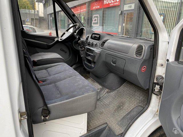 iso ja edullinen 15m3 pakettiauto (B-kortilla aj.) 8
