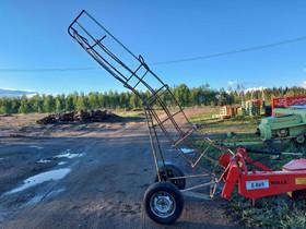 Paalirata . sivulle heittävä, Maatalouskoneet, Työkoneet ja kalusto, Urjala, Tori.fi