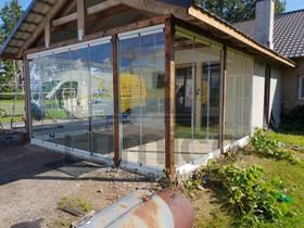Parveke tai terassilasitus alkaen 120 EUR/m2, Ikkunat, ovet ja lattiat, Rakennustarvikkeet ja työkalut, Helsinki, Tori.fi