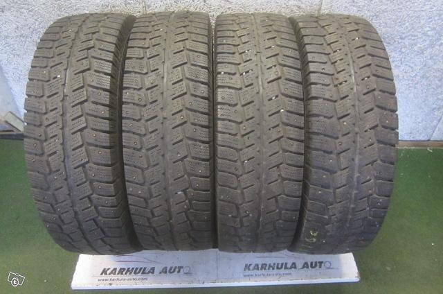 "215/75 R16C"" käytetty rengas Metador"