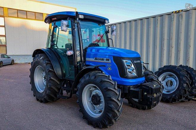 Solis 4WD 90hp traktori