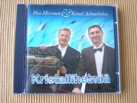 Kemal A. & Pasi Hirvonen: Piano & harmonikka CD, Musiikki CD, DVD ja äänitteet, Musiikki ja soittimet, Joensuu, Tori.fi