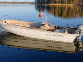 Kala-Kaveri 475 MV + Yamaha F9,9, Moottoriveneet, Veneet, Jämijärvi, Tori.fi