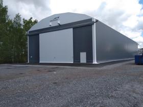 Finest-Hall 20 m h8,6 PVC-Halli Ammattikäyttöön, Liikkeille ja yrityksille, Tuusula, Tori.fi