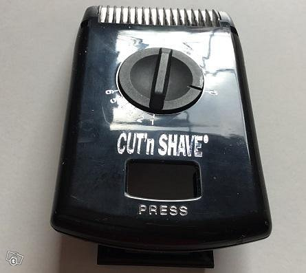 Razor Cut n Shave Monitoimilaite + Käyttöohjeet