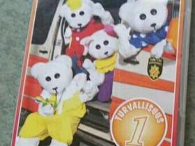 Ti-ti Nalle Turvallisuus 1 dvd, Elokuvat, Imatra, Tori.fi