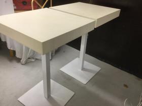 Baari pöydät 4 kpl, Liikkeille ja yrityksille, Aura, Tori.fi