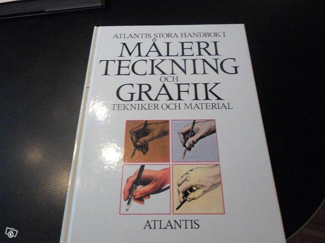 Käsikirja maalaus, piirustus ja grafiikka
