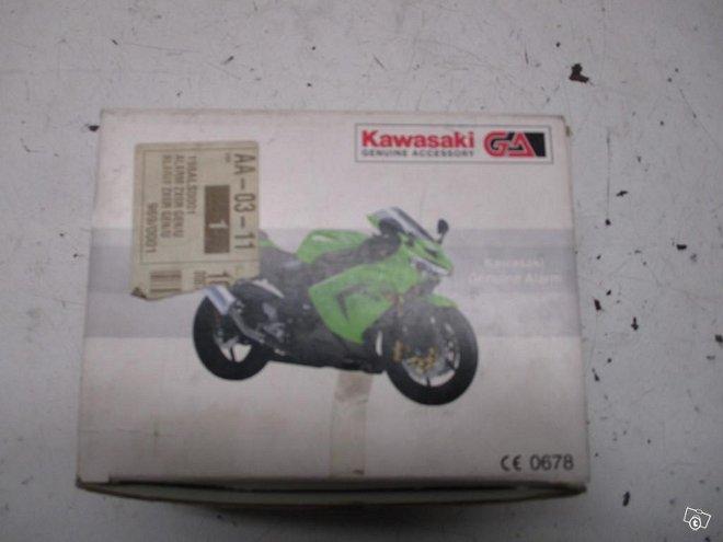 Kawasaki ZX6R alkuperäinen hälytinsarja