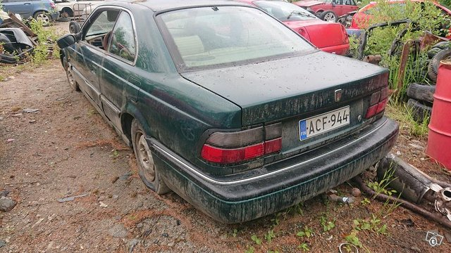 Rover 827 Coupe projekti 3