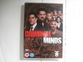 Criminal Minds - Kausi 8, DVD , UUSI, Elokuvat, Kotka, Tori.fi