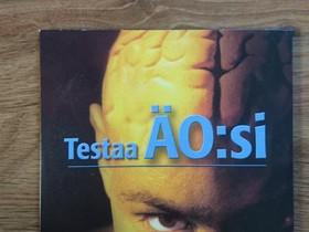 Testaa ÄO:si, Pelit ja muut harrastukset, Espoo, Tori.fi