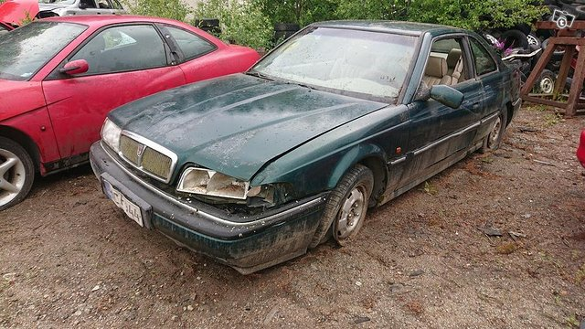 Rover 827 Coupe projekti 4