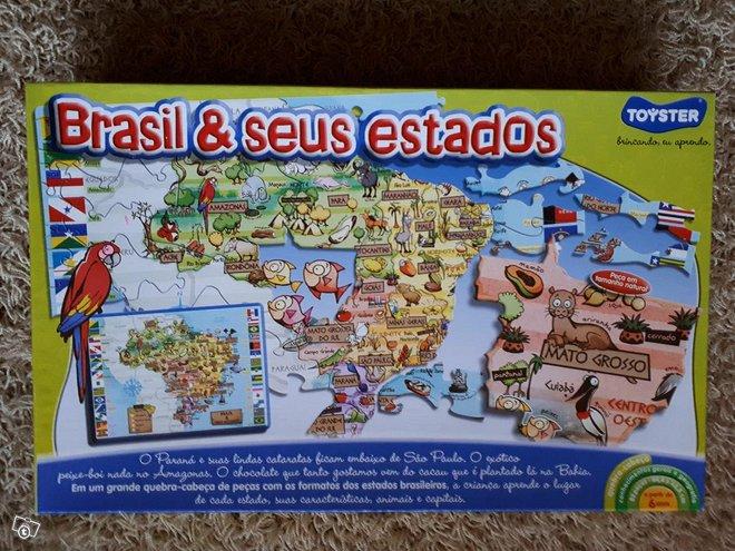 Brasil & seus estados palapeli