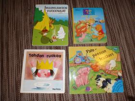 Kaksi paksusivuista kirjaa, Lastenkirjat, Kirjat ja lehdet, Seinäjoki, Tori.fi