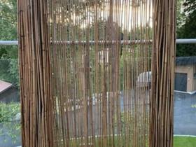 PIKA - Bambu näkösuoja 105 x 170 cm (3kpl), Muu piha ja puutarha, Piha ja puutarha, Vantaa, Tori.fi