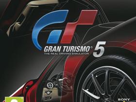 Gran Turismo 5 PS3, Pelikonsolit ja pelaaminen, Viihde-elektroniikka, Lahti, Tori.fi