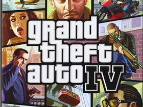 Grand Theft Auto IV PS3, Pelikonsolit ja pelaaminen, Viihde-elektroniikka, Lahti, Tori.fi