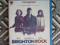 Brighton Rock bluray